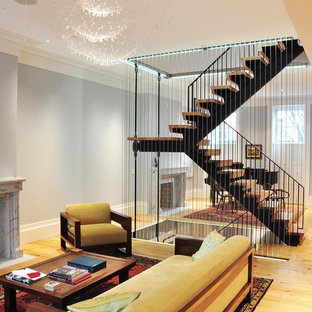Suspended Staircase | Houzz