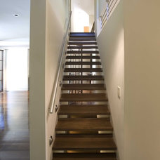 Modern Staircase by Narofsky Architecture + ways2design