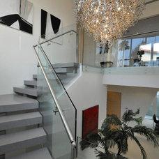 Modern Staircase by Maxim Lighting International
