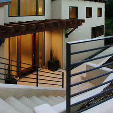 Modern Staircase by Simpson Design Group Architects