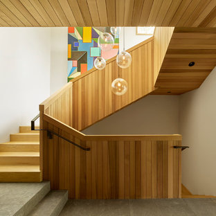 15+ Best San Francisco Wooden Staircase Ideas & Designs | Houzz Russell Ross Designs Bathrooms Houzz on small bathroom tile design, shaker style bathroom design, simple small house design, early 1900 bathroom design, shabby chic bathroom design, joanna gaines bathroom design, mediterranean bathroom design, pinterest bathroom design, trends bathroom design, renovation bathroom design, rustic cottage bathroom design, house beautiful bathroom design, fireplace with stone wall living room design, spa bathroom design, modern bathroom design, very small bathroom design, bathroom interior design, fall bathroom design, asian bathroom design, retro bathroom design,