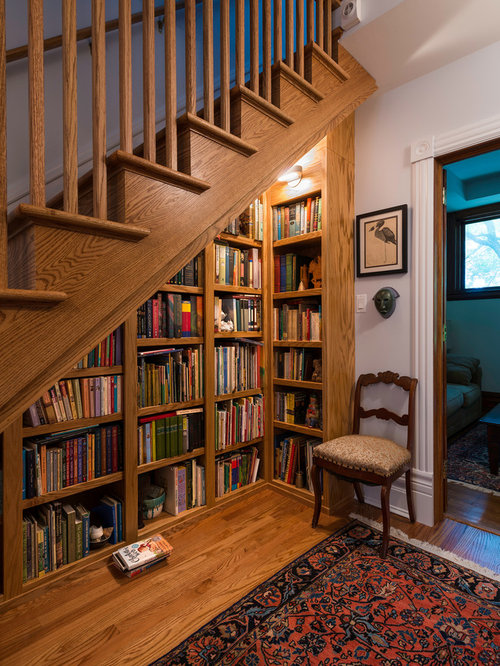 Bookcase Under Stairs Ideas Pictures Remodel And Decor