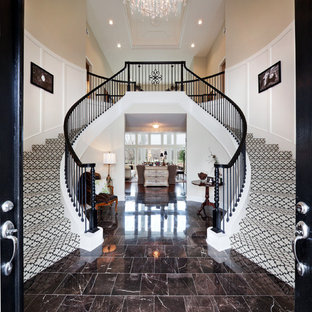 Double Staircase Houzz