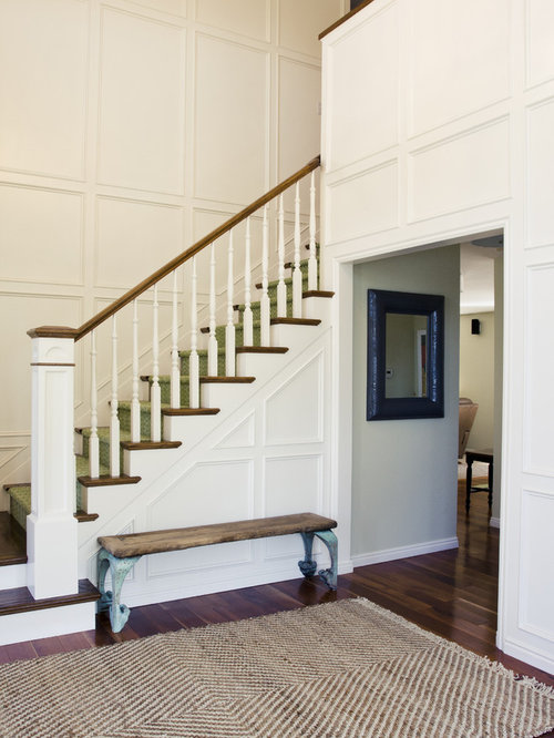 Floor To Ceiling Wainscoting Home Design Ideas Pictures