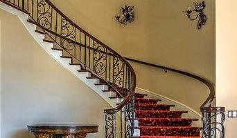 Temecula Tuscan Staircase