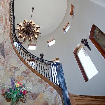 Texi-Tuscan...an elegant Mediterranean-inspired Texas Hill Country design