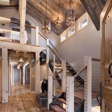 woodsman/cabin
