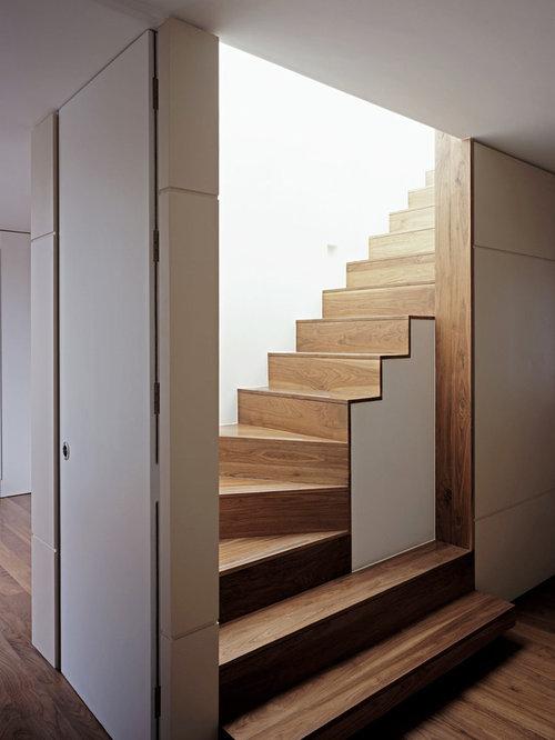Contemporary Staircase Design Ideas, Renovations & Photos