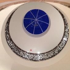Traditional Staircase by TaylorHood Metalworks Ltd