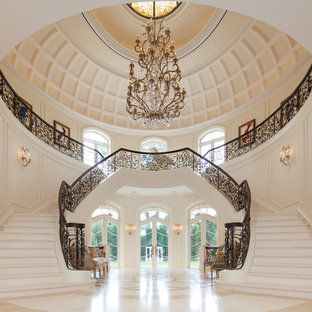 The Interior of the Rotunda greets you as you enter Le Grand Rêve