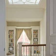 Traditional Staircase by Carey Mudford Interior Design
