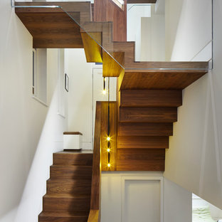 Duplex House Plan Staircase Ideas Photos Houzz