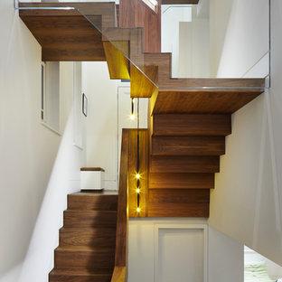Duplex House Plan Staircase Ideas Photos Houzz