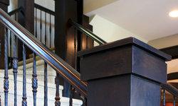 The Meadow Vista House | Staircase