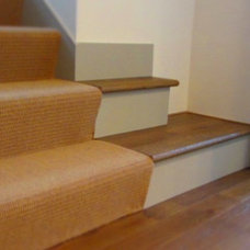 Traditional Staircase by Modern Bungalow Company