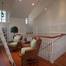 Traditional Staircase by Foresite Homes
