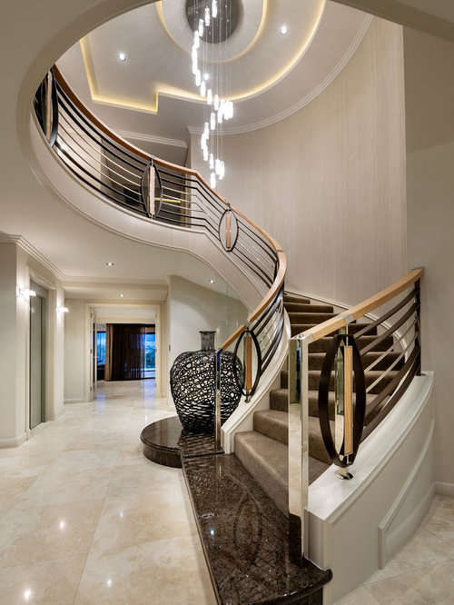 Elegant Stair Home Design Ideas Pictures Remodel And Decor