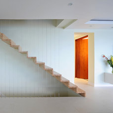 Contemporary Staircase by OBM International