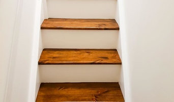 The Renovation Of A Staircase, The Treads & Spindles