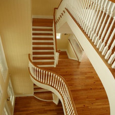 Staircase by J. L. Powell & Co., Inc.