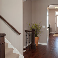 Staircase by Robert Thomas Homes