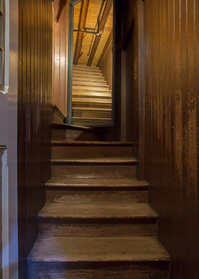 Victorian Staircase by Margot Hartford Photography