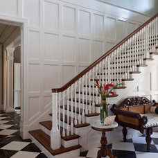 Traditional Staircase by Stofft Cooney Architects