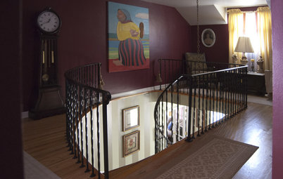 My Houzz: Elegant, Eclectic Colonial Revival in Ohio