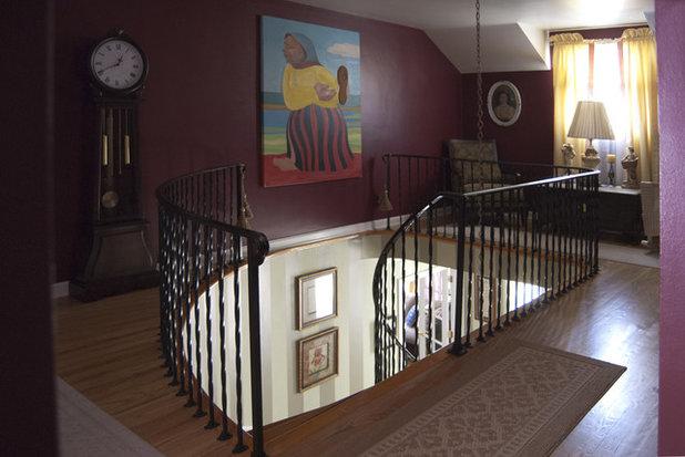 Staircase by Adrienne DeRosa