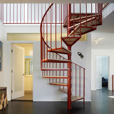 Modern Staircase by The Ley Group