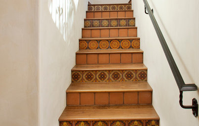 6 Unconventional Ways to Use Terracotta Tiles on Floors