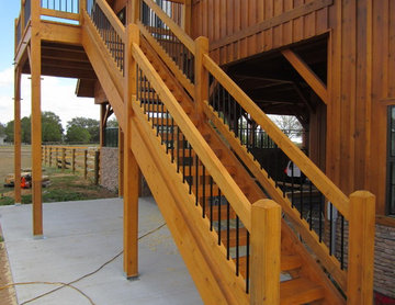 Timber Stair & Rail