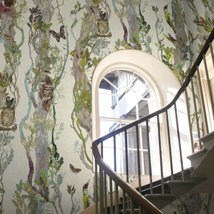 Timorous Beasties Wallcoverings available at NewWall