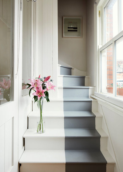 Scandinavian Staircase by houseology
