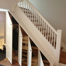 Traditional Staircase by SAP Solutions Ltd
