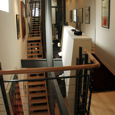 Modern Staircase by 3north