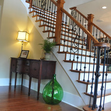 Traditional Staircase Traditional home