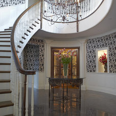 Traditional Staircase by Design Concepts/Interiors, LLC