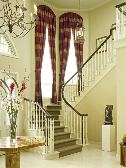Arched Windows Curtains Ideas, Pictures, Remodel and Decor