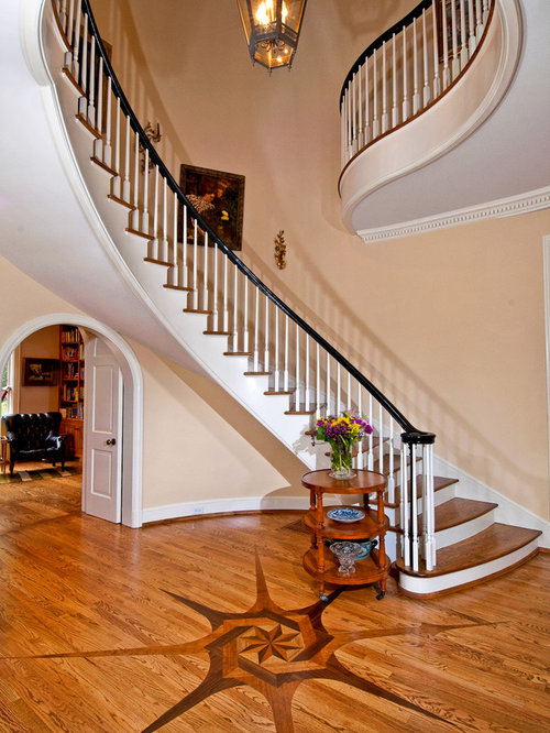 Contrasting Wood Floors Houzz