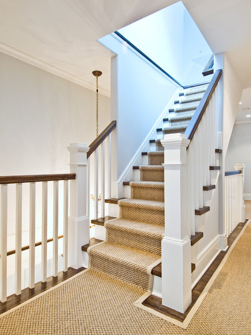 Sea Grass Stair Runner Houzz