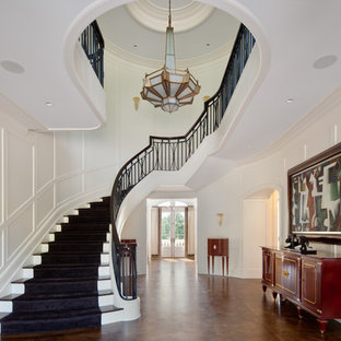 Wainscoting Staircase | Houzz on stairway decorating, stairway to success, stairway colors, stairway art, stairway wallpaper, stairway balusters, stairway painting, stairway bookcases, stairway windows, stairway drawing, stairway storage, stairway cabinets, stairway closets, stairway designs, stairway framing, stairway walls, stairway baseboard, stairway doors, stairway paneling, stairway down,