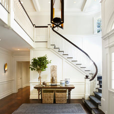 Traditional Staircase by Linherr Hollingsworth