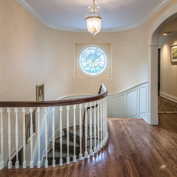 Traditional Staircase Loft