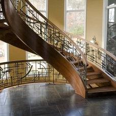 Modern Entry by Oak Hill Iron