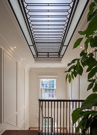 Clásico Escalera Traditional Staircase