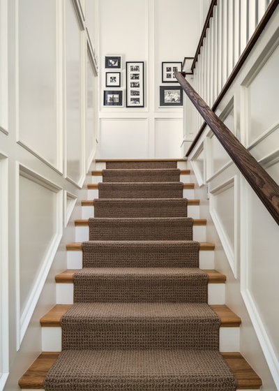Unify Your Upstairs And Downstairs With The Perfect Stairway Flooring