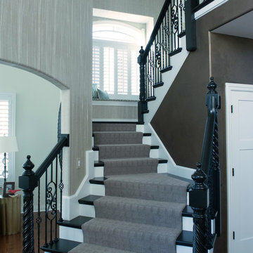 Transitional Foyer
