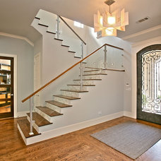 Transitional Staircase Transitional Staircase