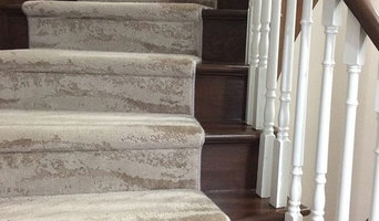 Transitional Staircase Carpeting